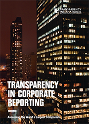 Transparency in Corporate Reporting